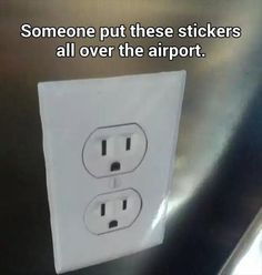 Prank in Airport. 10 Funny Picture Messages For The Day - @mobile9 #funny #quotes