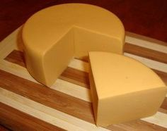 Farmhouse cheddar, all vegan. From The Non Dairy Formulary by Skye Michael Conroy