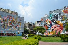 Taipei — With huge passion for life