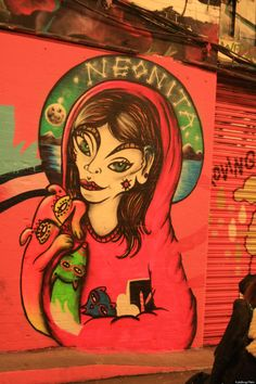 25 Women Pushing The Limits Of Street Art Around The World
