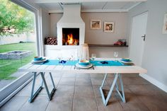 Cstar Photo Backdrops and Flooring Cape Town Deal of the Day Small Outdoor Spaces, Built In Braai, Home, Modern Farmhouse Decor, Pretty House, Bars For Home, Tiny Apartment, House Interior, Outdoor Furniture Sets