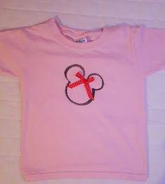 Cute Disney shirts to make