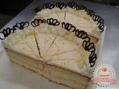 Hungarian Desserts, Hungarian Recipes, Sweet And Salty, Nutella, Cake Recipes, Food And Drink, Cooking Recipes, Pie, Sweets