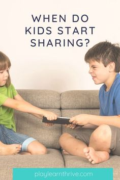 For kids, sharing is difficult. They don't understand sharing the way adults do. For them, sharing their favorite food or toy for a minute means forever. So, here are tips on how to teach your boys and girls about sharing. #sharing #teachingsharing #kidssharing