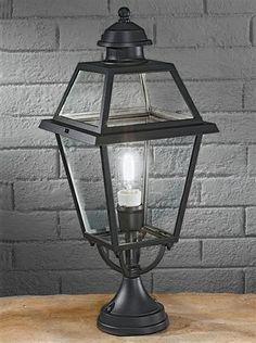 Outdoor Garden L&s Post Lights L&s u0026 Bollard Lights for Sale & 86 best Exterior lighting / Traditional images on Pinterest ...