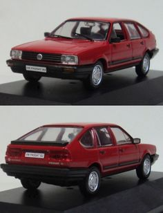 1:43 Scale Model of Volkswagen Passat B2. Want to see more detail pictures? Click on the image to see more.