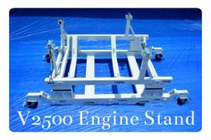 V2500 Engine Stand Airline Support Group provide you V2500 engine stand for sale or lease.For effectively supporting structure of the engine.