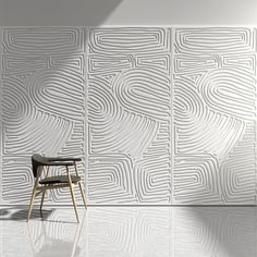 Accent Wall Designs, Modular Walls, Store Interiors, Indigenous Art, Diy Canvas, Commercial Interiors, Repeating Patterns, Abstract, Carved Wood