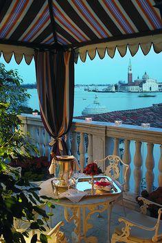 Luna Hotel Baglioni_Venezia_Terrace