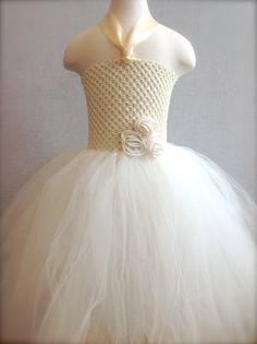 Flower Girl Tutu Dress,