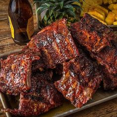 BBQ Baby Back Ribs with Bacon Pineapple Glaze by Scott Thomas Recipe | Traeger Wood Fired Grills