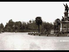 paseo de la Reforma 80-82 1900. Fue residencia de Hugo Scherer luego colegio Ingeles para niños, a finales de 1930 se convierte en la Academia Hispano Mexicano y finalmente demolida en los 70's para hacer el Hotel Crown Plaza.