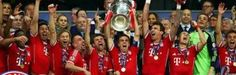 Champions of Europe :Victory is sweetest when you've known defeat.When F.C Bayern Munich lifted the UEFA Champions League trophy on May 26th, the pain from the crushing defeat 12 months back would have been foremost in their mind. They had finally conquered their demons, and they had done it in style. #champions #Bayern