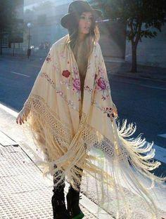 fall bohemian style clothing #bohemian ☮k☮ #boho #gypsy