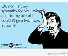 hahahahahaha how I'm feeling lately.