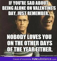 Feeling Lonely On Valentines Day