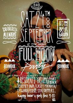 25 Amazing Flyer Designs for Your Inspiration | Graffies Blog