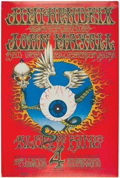 Jimi Hendrix, John Mayall