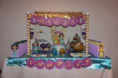 """Photo 1 of 33: Birthday """"Delfi turned 5 with Jasmine and Aladdin"""" 