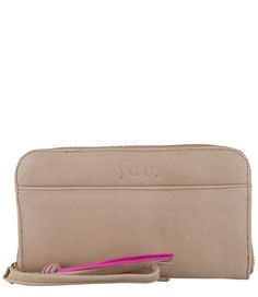 Fab Purse Plain in de kleur Wolf (€99,00)
