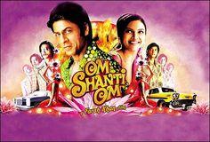 Om Shanti Om. A really good Bollywood movie