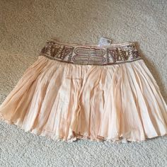 Free people skirt Pink girly free people skirt Free People Skirts Mini