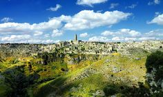 Matera - in southern Italy. The experiences in this town are so unique they should feature on every #bucket list