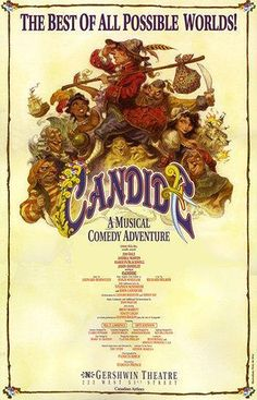 Candide (Broadway Revival, 1997)