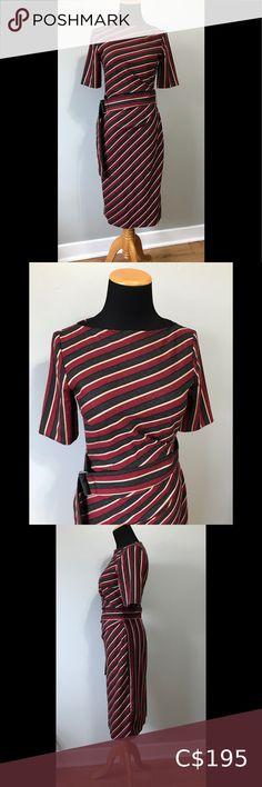 Spotted while shopping on Poshmark: Beautiful MaxMara Weekend Dress ❤️! #poshmark #fashion #shopping #style #MaxMara #Dresses & Skirts Weekend Dresses, Fall Dresses, Cowichan Sweater, Cream Colour, Vintage Leather Jacket, Tea Length Dresses, Denim Top, Black Midi Dress, Vintage Lingerie