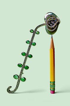 POCOPERRO - bobbydoherty: William Ehrlich Jewelry by me.