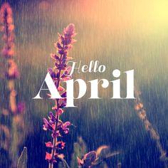Pride and Joyce   Hello April