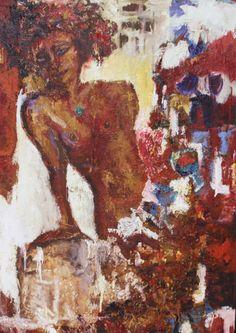 Porque hoje é sabado Há uma comemoraçao fantastica 2002 145x095 Painting, Contemporary Art, Artists, Paintings, Painting Art, Painted Canvas