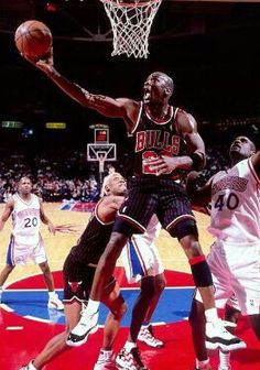 "Michael Jordan in pinstriped Bulls jersey and Air Jordan XI ""Concord"" Michael Jordan Basketball, Air Jordan Xi, Love And Basketball, Jordan 23, Jordan Swag, Jordan Shoes, Nba Players, Basketball Players, Bulls Basketball"