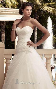 Casablanca Bridal 2109 Dress - MissesDressy.com