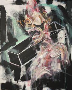 Paintings of Wyatt Mills.