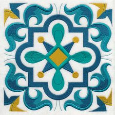 Marrakesh Tile 1