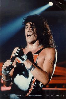 Stephen Pearcy 1980s