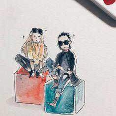 Max and Eleven