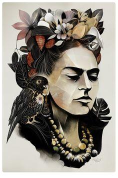 Alexey Kurbatov, Frida Kahlo
