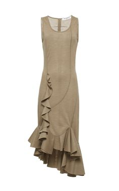 Wool Jersey Dress by GIVENCHY for Preorder on Moda Operandi