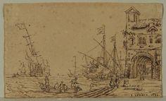 Italian seaport