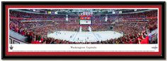 Washington Capitals Stanley Cup Playoff Game 4 Framed Picture hockey team Panoramic poster #WashingtonCapitals #CapsPlayoffGame4