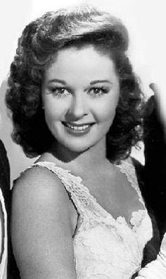 Susan Hayward- Brain Cancer. 58 years old.