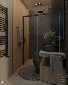 Modern Luxury Bathroom, Modern Bathroom Decor, Bathroom Design Small, Bathroom Interior Design, Home Decor Bedroom, Bathroom Design Inspiration, Tiny House Bathroom, Bathroom Organisation, Home Room Design