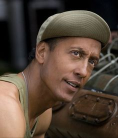 "ACTOR ANDRE ROYO BORN July 17, 1968 (45) Rapper Andre Royo born in the Bronx, New York of Afro Cuban heritage. He is most well known for his recurring role on the HBO dramatic series ""The Wire."""