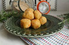Edu's Pantry: Bolinhas de Quinoa e Grão - VEGAN