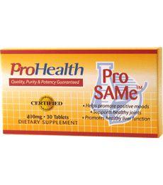 Sam-E Supplement - ProSAMe™ at ProHealth