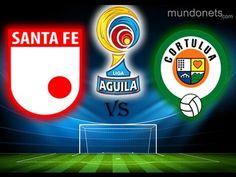 Cortulua vs Santa Fe - http://www.footballreplay.net/football/2016/08/01/cortulua-vs-santa-fe/