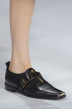 Michael Kors Fall 2013. This looks like if the Puritans got snazzy.