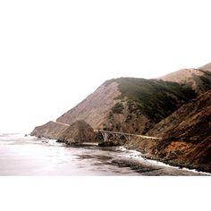 The Golden Coast Print / Dot and Bo